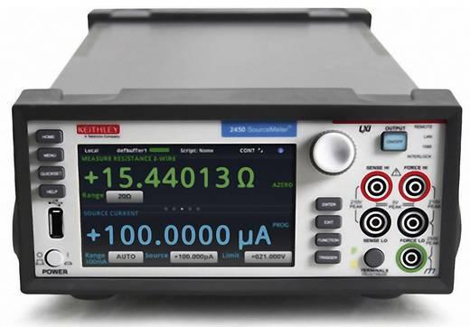 Labornetzgerät, einstellbar Keithley SourceMeter -200 - 200 V/DC 0.1 - 1 A 20 W GPIB, USB, LAN, LXI programmierbar Anzahl Ausgänge 1 x