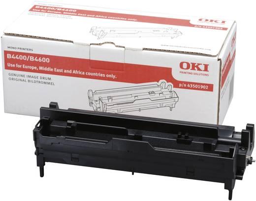 OKI Trommeleinheit Drum Unit B4400 B4600 43501902 Original Schwarz 25000 Seiten