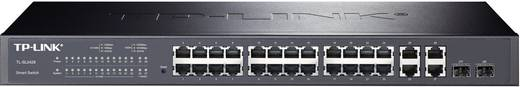 Netzwerk Switch RJ45/SFP TP-LINK TL-SL2428 24 + 2 Port 1 GBit/s