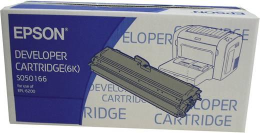 Epson Toner S050166 C13S050166 Original Schwarz 6000 Seiten