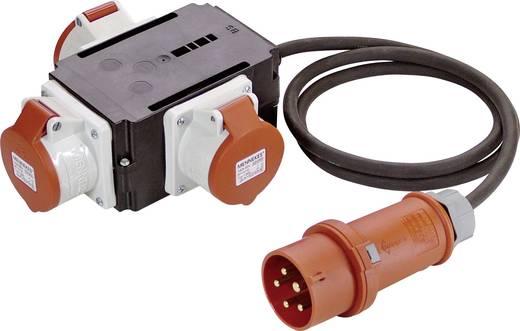 CEE Stromverteiler MIXO Adapter ODER 60529 400 V 32 A as - Schwabe