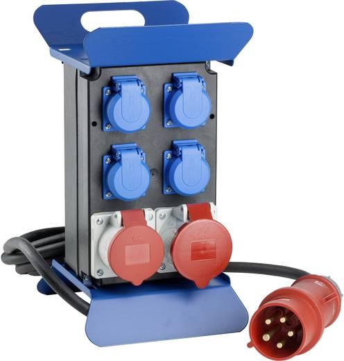 CEE Stromverteiler Stromverteiler STECKY 3 400?V CEE 60510 400 V 32 A as - Schwabe