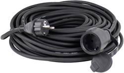 Odolný napájecí a prodlužovací kabel as - Schwabe 60340, IP44, černá, 50 m