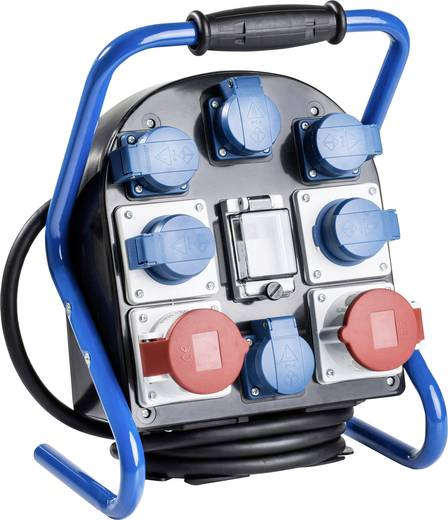 CEE Stromverteiler 60902 400 V 16 A as - Schwabe