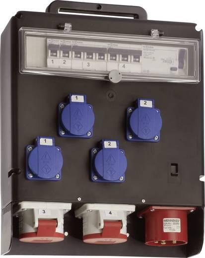 as - Schwabe CEE Stromverteiler Stromverteiler CEE FIXO III 60516 400 V 32 A