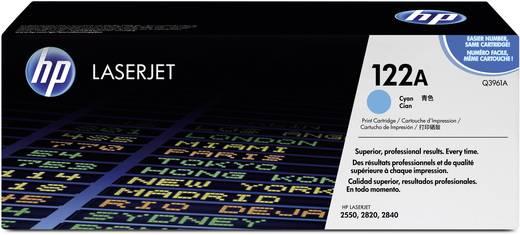 HP Toner 122A Q3961A Original Cyan 4000 Seiten
