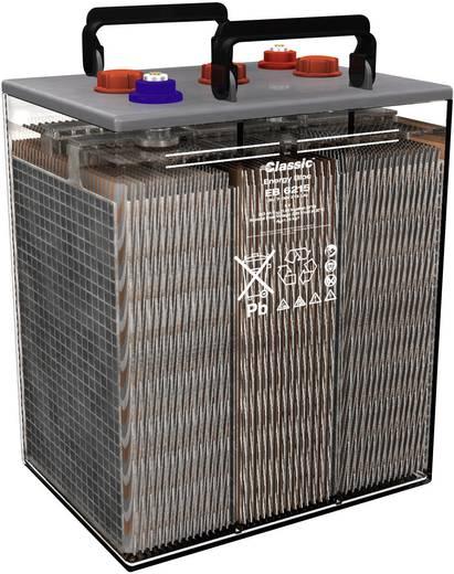 Bleiakku 6 V 213 Ah GNB Classic EB 6215 NVEB060215WC0FA Blei-Säure (B x H x T) 273 x 358 x 204 mm M8-Schraubanschluss Wa