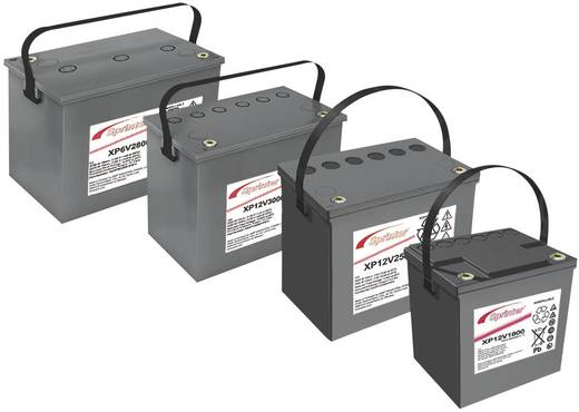 Bleiakku 12 V 56.4 Ah GNB Sprinter XP12V1800 NAXP121800HP0FA Blei-Vlies (AGM) (B x H x T) 220 x 235 x 172 mm M6-Schraubanschluss Wartungsfrei
