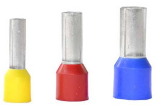 Aderendhülse 1 x 0.14 mm² x 6 mm Teilisoliert Grau Vogt Verbindungstechnik 459706 100 St.