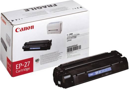 Canon Toner EP-27 8489A002 Original Schwarz 2500 Seiten