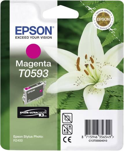 Epson Tinte T0593 Original Magenta C13T05934010