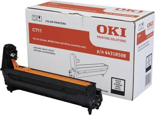 OKI Trommeleinheit Drum Unit C711 44318508 Original Schwarz 20000 Seiten