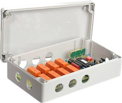 Funkempfänger 8-Kanal Frequenz 433 MHz 9 V/DC, 12 V/DC H-Tronic 618102 Reichweite max. (im Freifeld) 300 m