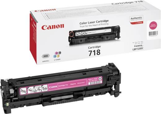 Canon Toner 718 M 2660B002 Original Magenta 2900 Seiten