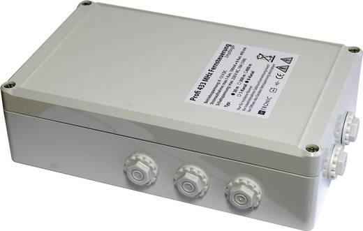 Funkempfänger 8-Kanal Frequenz 433 MHz H-Tronic 618187 Reichweite max. (im Freifeld) 30 m