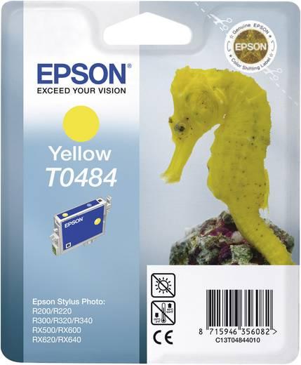 Epson Tinte T0484 Original Gelb C13T04844010