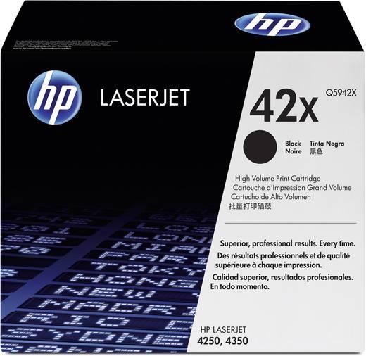 HP Toner 42X Q5942X Original Schwarz 20000 Seiten