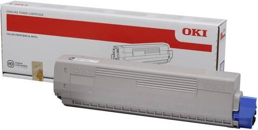 OKI Toner C831 C841 44844508 Original Schwarz 10000 Seiten