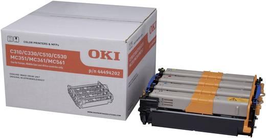 OKI Trommeleinheit Drum Unit C330 C331 C510 C511 C530 C531 MC351 MC352 MC361 MC362 MC561 MC562 44494202 Original Schwarz