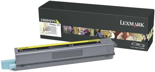 Lexmark Toner C925H2YG C925H2YG Original Gelb 7500 Seiten