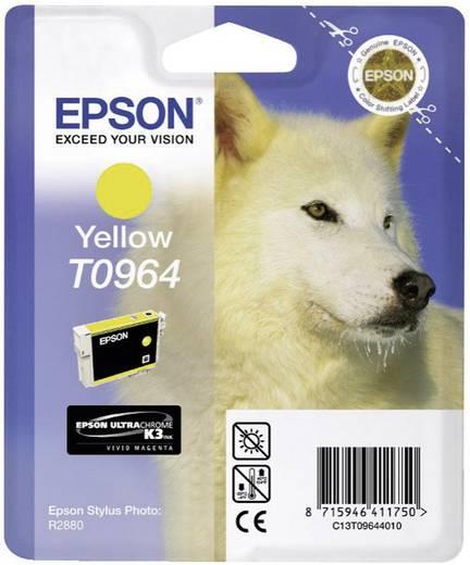 Epson Tinte T0964 Original Gelb C13T09644010