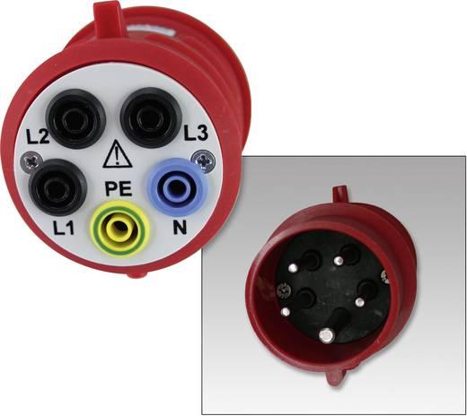 messadapter cee stecker 16 a 5polig buchse 4 mm ber hrungssicher voltcraft ma16 s rot kaufen. Black Bedroom Furniture Sets. Home Design Ideas