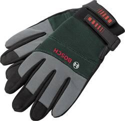 Gants de protection Bosch Home and Garden F016800292 Surface extérieure : fibres synthétiques; Surface intérieure : cuir