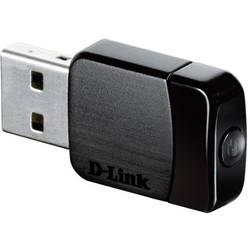 USB 2.0 Wi-Fi adaptér D-Link DWA-171, 433 Mbit/s