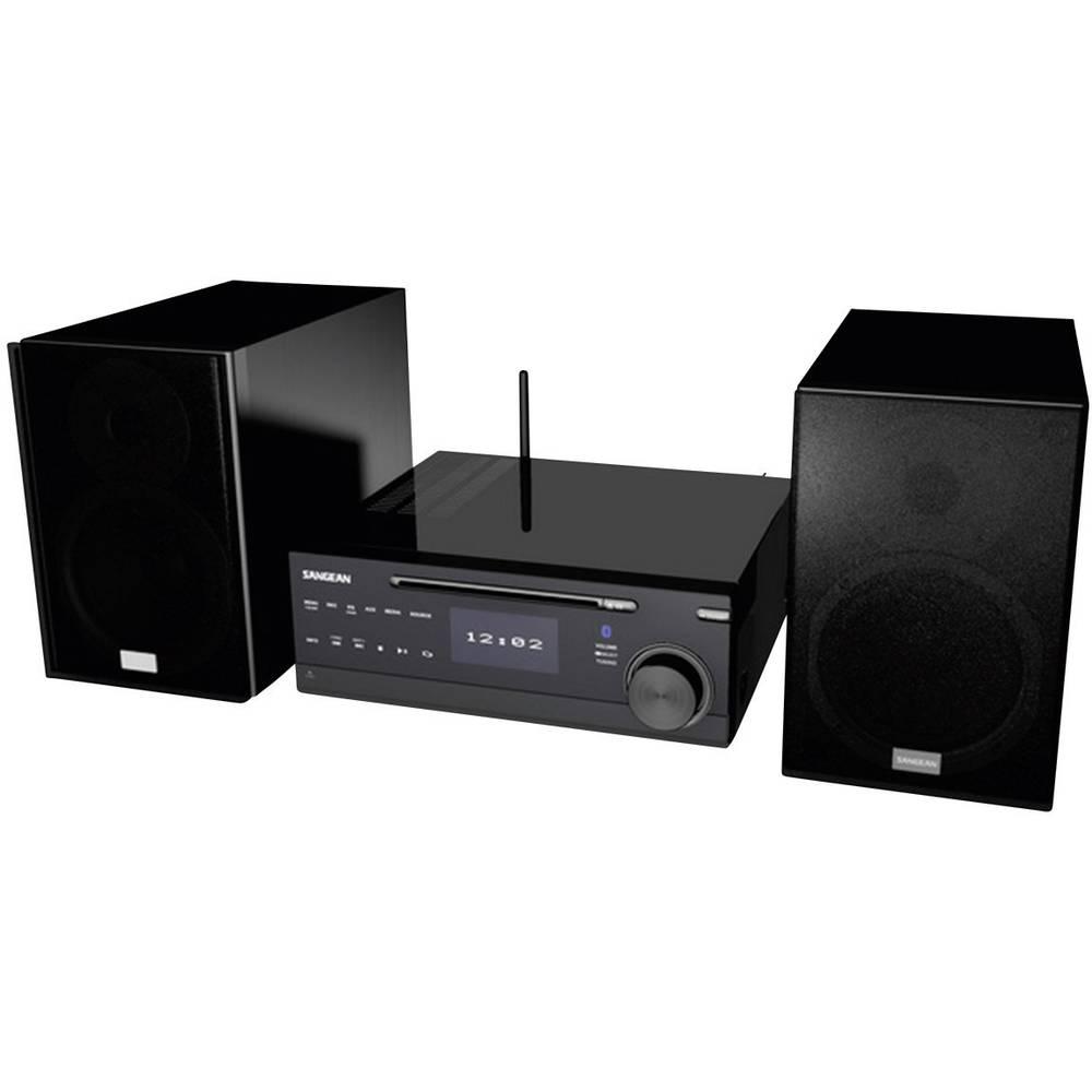 sangean stereo hi fi system im conrad online shop 619468. Black Bedroom Furniture Sets. Home Design Ideas