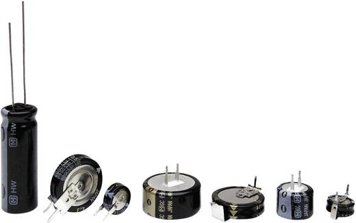 Gold-Cap Kondensator 0.22 F 5.5 V 30 % (Ø) 10.5 mm Panasonic EECSE0H224 1 St.