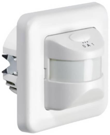 Unterputz PIR-Bewegungsmelder GEV LBU 1244 195 ° Relais Weiß IP20