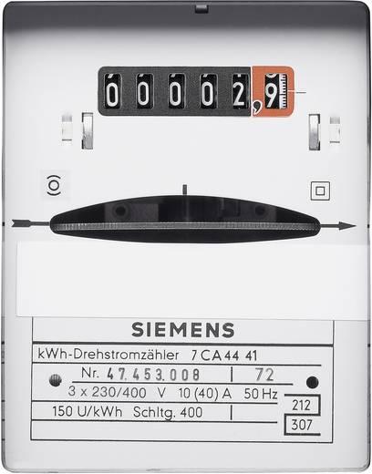 Drehstromzähler mechanisch 10/40 A Regeneriert/Geeicht