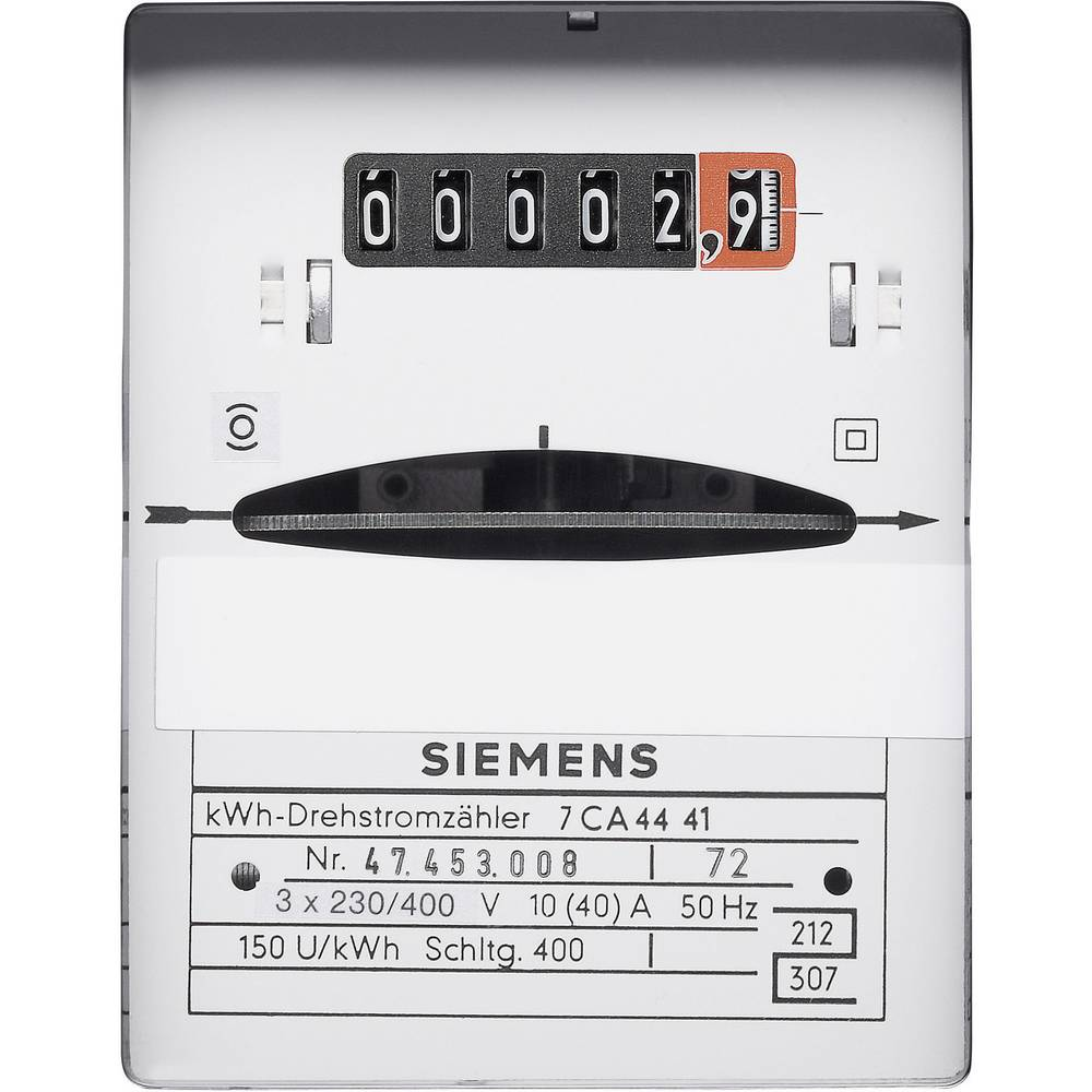Three Phase Electricity Meter Mechanical : Electricity meter phase mechanical a mid