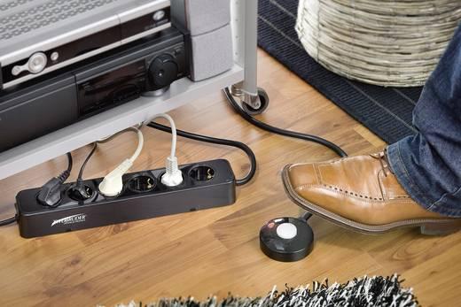 6fach steckdosenleiste moneysaver mit fu schalter. Black Bedroom Furniture Sets. Home Design Ideas
