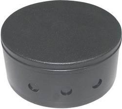 Kulatá krytka svorkovnice GAO, 0617, černá