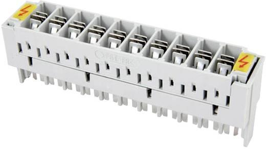 Zubehör LSA-Leisten Baureihe 2 Überspannungsschutzmagazin 2/10 3 Elektrodenableiter 8 x 13 46141.1 EFB Elektronik Inhal