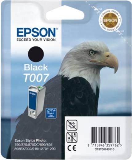 Epson Tinte T007 Original Schwarz C13T00740110