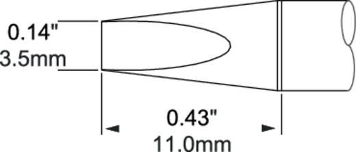 Lötspitze Bleistiftform OKI by Metcal SFP-CH35 Spitzen-Größe 3.5 mm Spitzen-Länge 11 mm Inhalt 1 St.