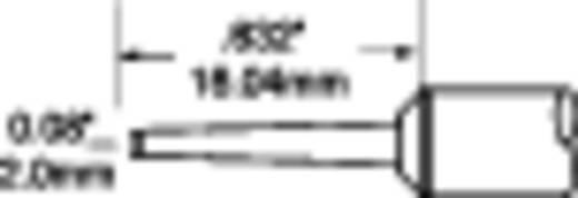 Lötspitze Meißelform OKI by Metcal SFP-CHL20 Spitzen-Größe 2 mm Spitzen-Länge 16.04 mm Inhalt 1 St.
