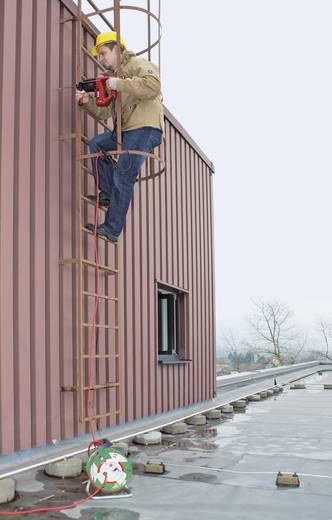 Kabeltrommel 50 m Rot Schutzkontakt-Stecker Brennenstuhl 1184830