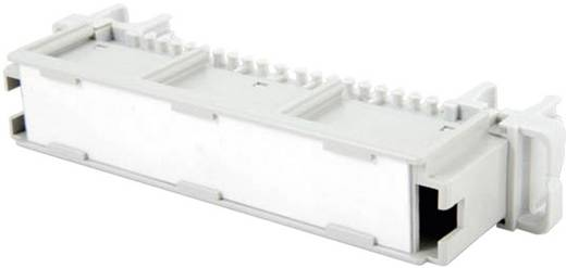 Zubehör für LSA-Leisten Baureihe 2 PROFIL PROFIL Modulschilderrahmen 2/10, unbedruckt 46008.2 EFB Elektronik Inhalt: 1 St.