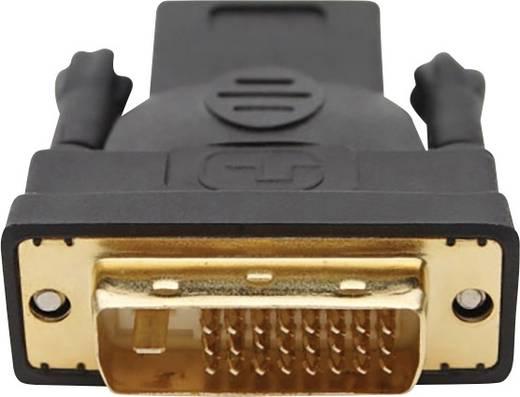 DVI / HDMI Adapter [1x DVI-Stecker 24+1pol. - 1x HDMI-Buchse] Weiß club3D