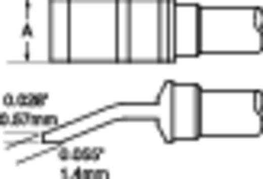 Lötspitze Bleistiftform OKI by Metcal TFP-BLH40 Spitzen-Größe 6.35 mm Inhalt 1 St.
