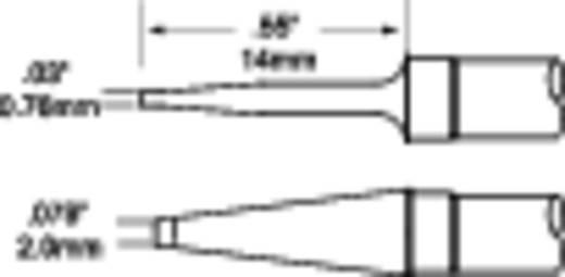 Lötspitze Bleistiftform OKI by Metcal TFP-BLP2 Spitzen-Größe 2 mm Spitzen-Länge 14 mm Inhalt 1 St.