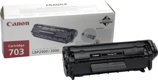 Canon Toner 703 7616A005 Original Schwarz 2000 Seiten