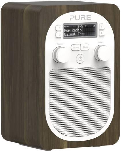 Pure Evoke D2 DAB+ Tischradio AUX, DAB+, UKW Holz