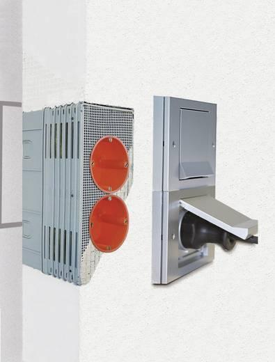 Universal-Geräteträger (B x H x T) 100 x 220 x 160 mm 621052