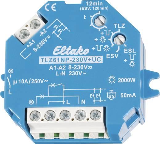 Treppenlichtzeitschalter Unterputz, Einbau 230 V Eltako 61100301-1