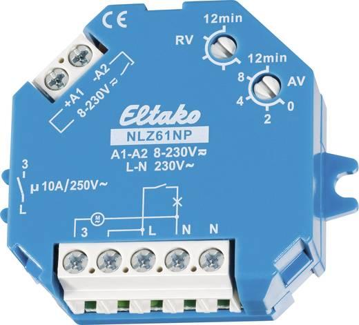 Nachlaufschalter Unterputz, Einbau 230 V Eltako NLZ61NP-UC