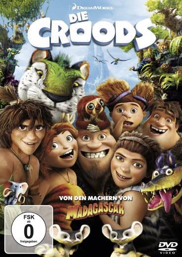 DVD Die Croods FSK: 0